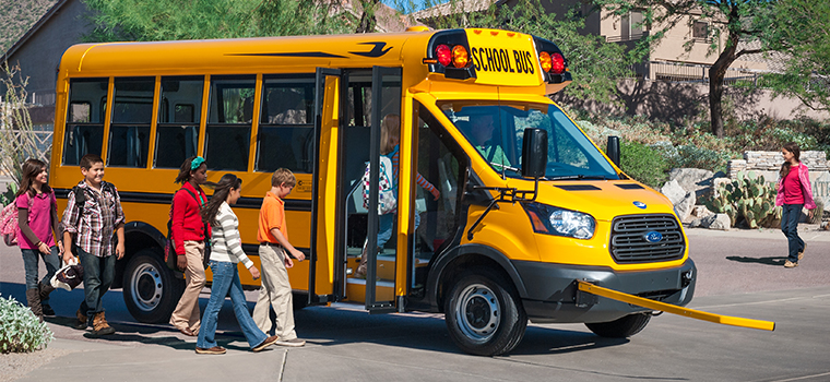 Child Care Buses