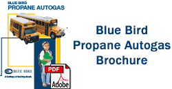 Blue Bird Propane Autogas Brochure