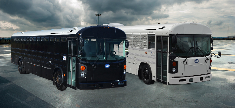 Blue Bird Specialty Buses